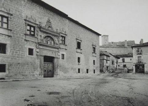 Palacio Ducal y Castillo, lugares que hay que ver en Peñaranda de Duero
