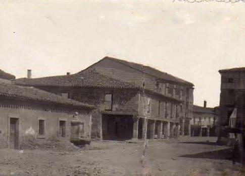 Fotografía antigua de Salas de los Infantes