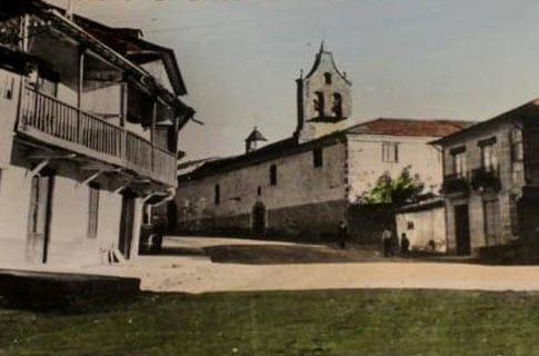 Villafranca del Bierzo fotografia antigua