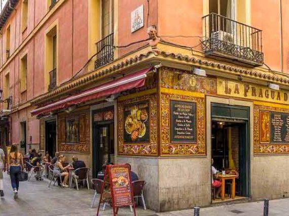 El Madrid de Cervantes