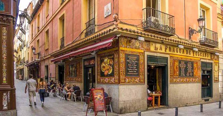 Tour gratis por Madrid: El Madrid de Cervantes