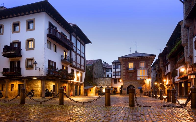 El Camino de Santiago por Euskadi