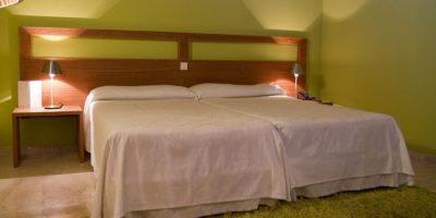 Dónde dormir en Alcántara