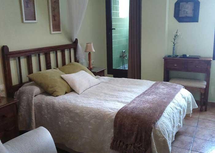 Dónde dormir en Aracena