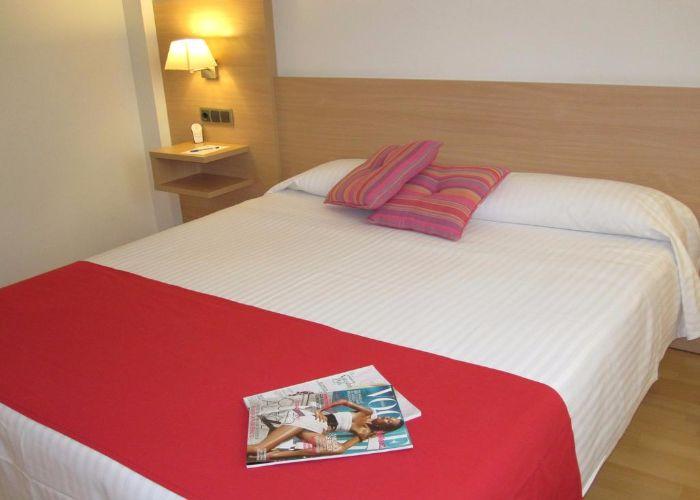 dormir castellon plana hotel bag