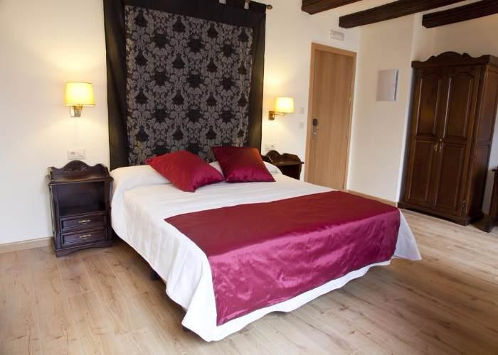 Dónde dormir en Morella
