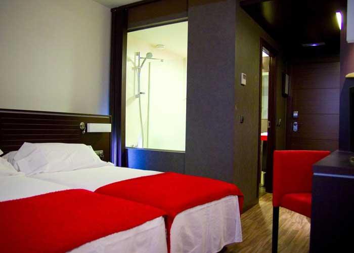 dormir calatayud hotel castillo ayud