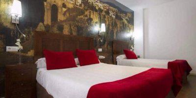 dónde dormir en Ronda