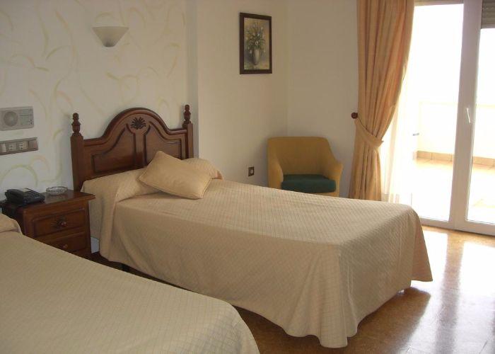 dormir olivenza hotel heredero