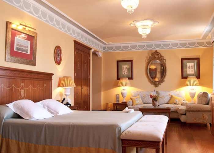 dormir macarena hotel inglaterra