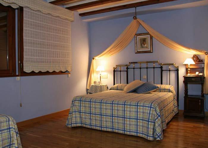 Dónde dormir en Sepúlveda