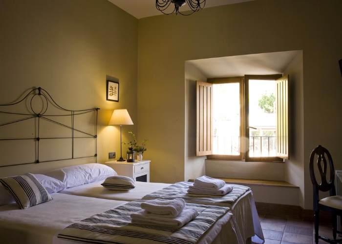dormir san martin trevejo hotel rural duente chafaril