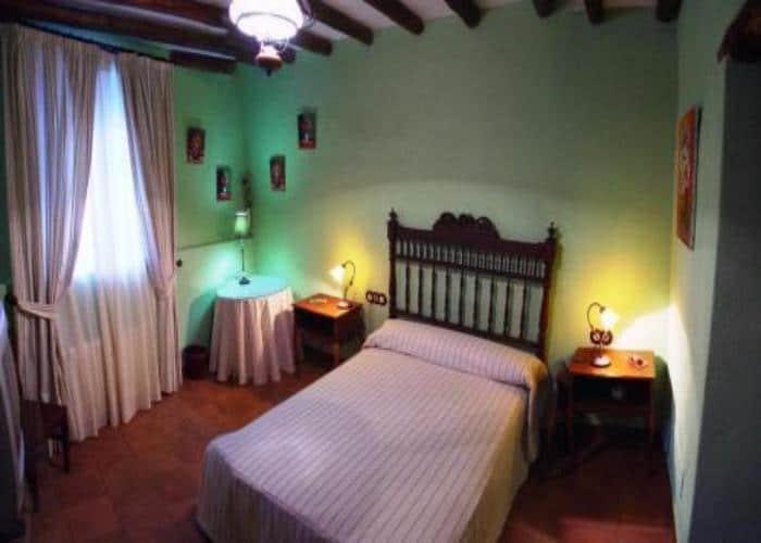 dormir fregenal sierra hotel rural fontanilla