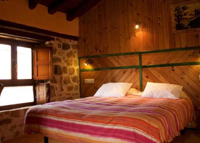 dormir aguilar campoo hotel rural tardes sol