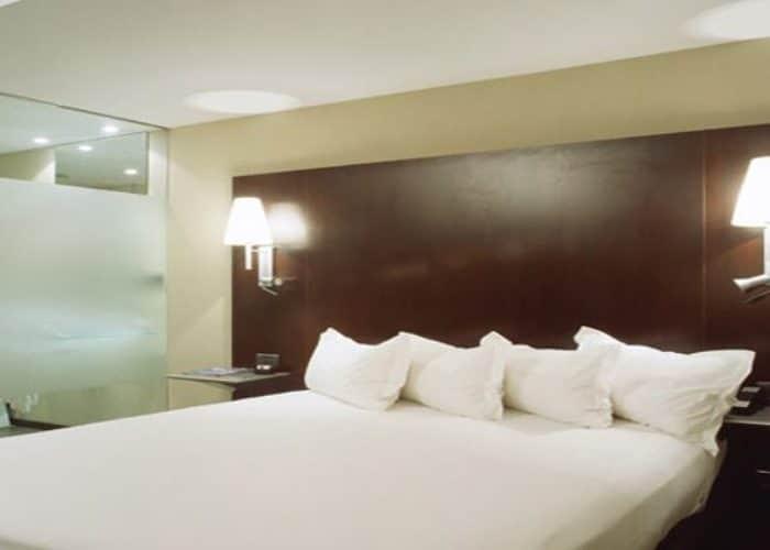 dormir san fernando hotel salymar