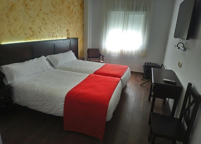 Dónde dormir en Brozas