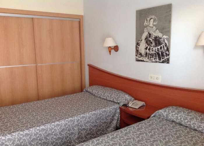 dormir benicasim hotel trinimar