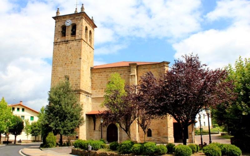 Iglesia de Idiazabal