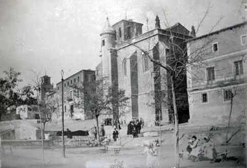 Iglesia de San Antolín en Tordesillas