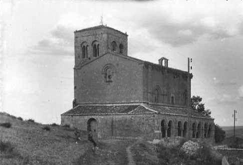 foto antigua iglesia salvador sepulveda