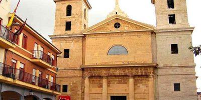 Iglesia de San Pedro en Valencia de Don Juan
