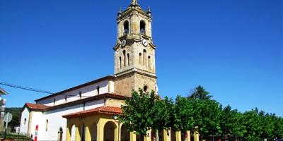 Iglesia de San Cristóbal el Real en Colunga