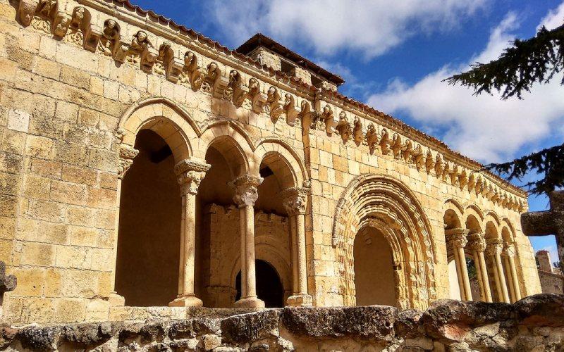 Iglesia de Sotalbos