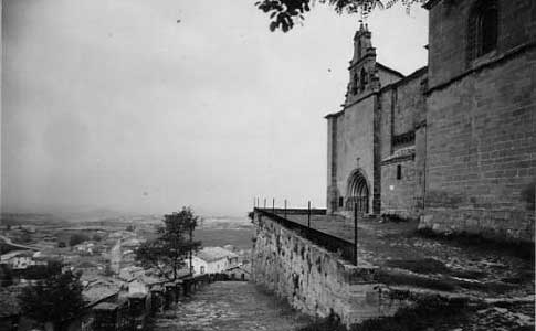 ermita santo cristo bastida foto antigua