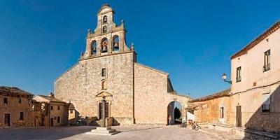 iglesia santa maaria maderuelo