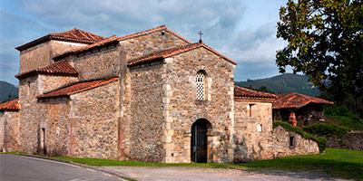 iglesia santianes pravia