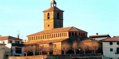 iglesia santa eulalia berdun