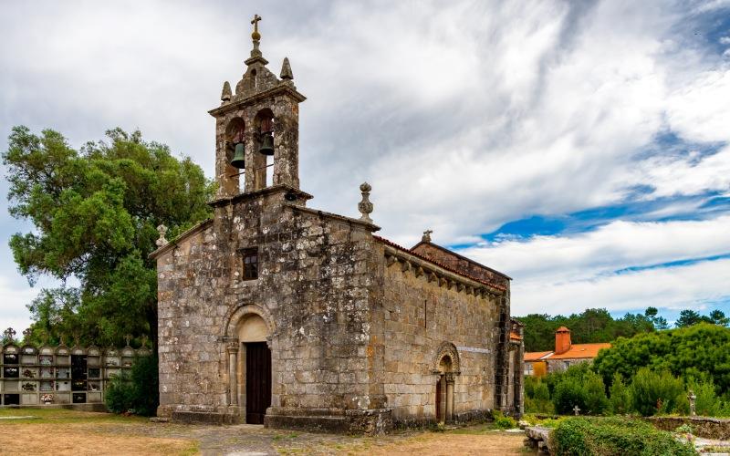 Iglesia Cereixo, del siglo XII