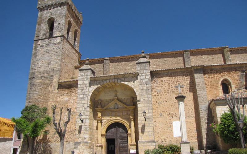 Iglesia del Salvador en Cifuentes