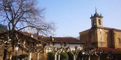 Iglesia Parroquial de San Andrés en Ormaiztegui