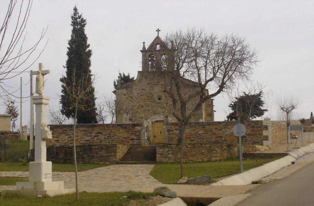 Ermita de la Soledad en Trabazos