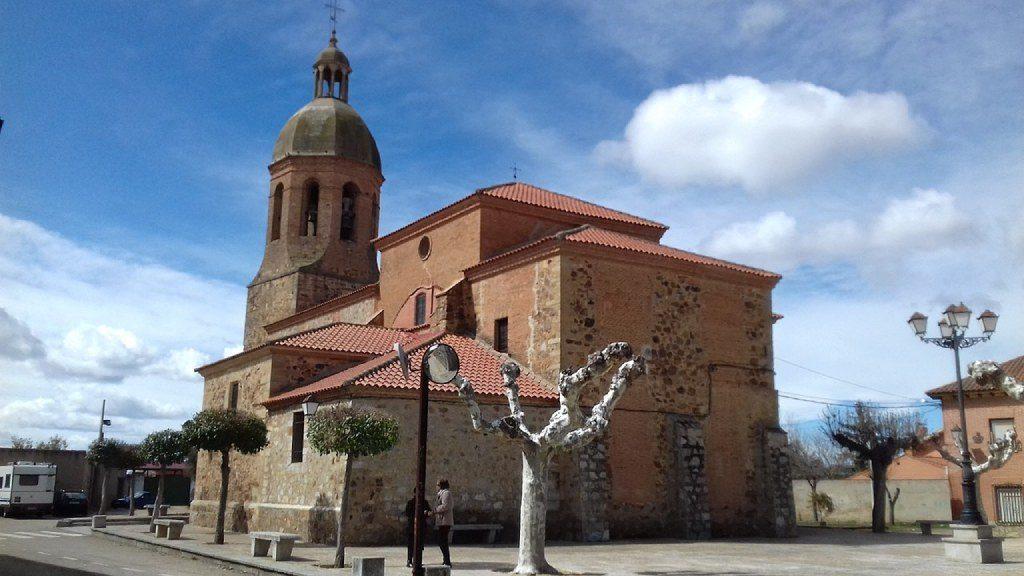Iglesia de Santa Cristina de la Polvorosa