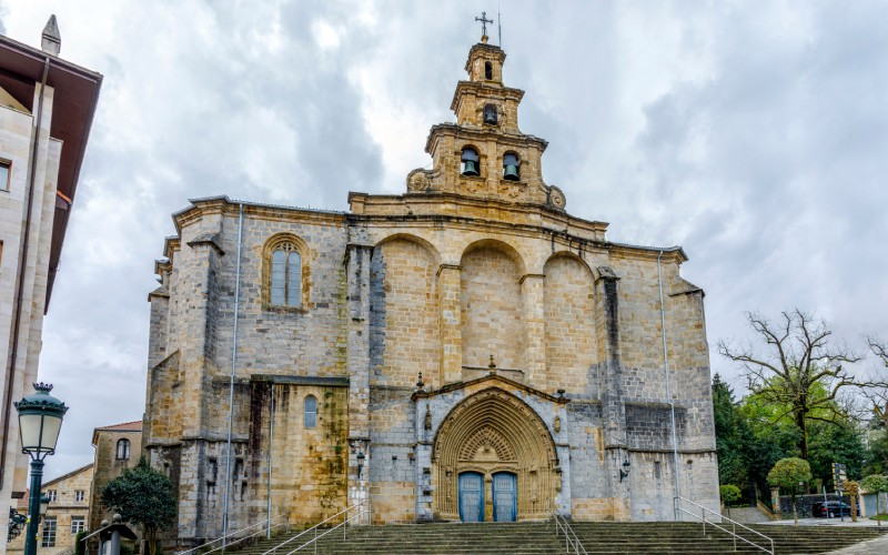 Iglesia de Santa María