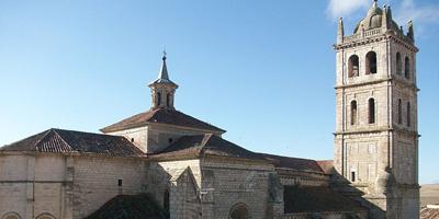 Santa María de la Asunción, que hay que ver en Dueñas
