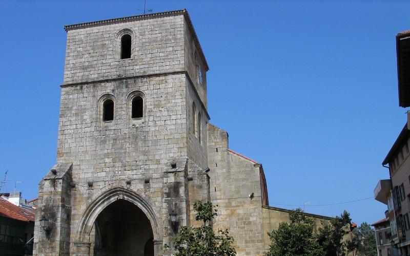 Iglesia de Santa María Magdalena de Plentzia