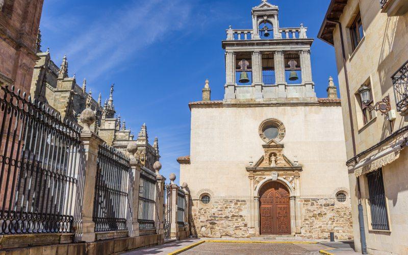 Iglesia de Santa Marta en Astorga