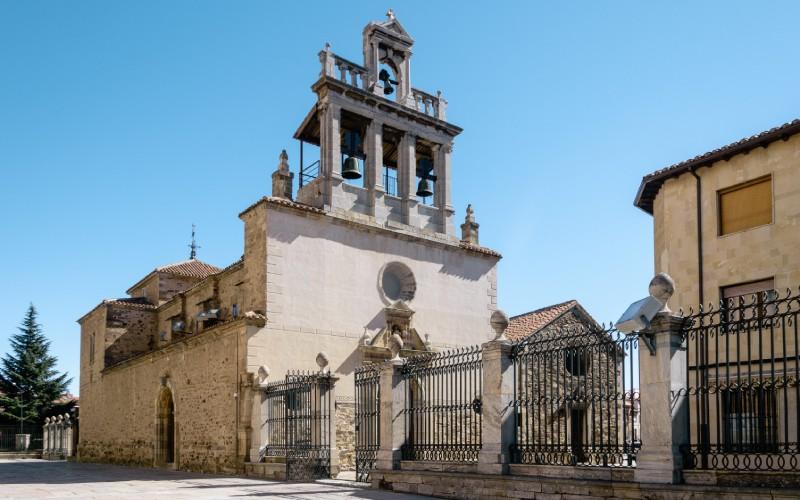Iglesia de Santa Marta y capilla de San Esteban Astorga