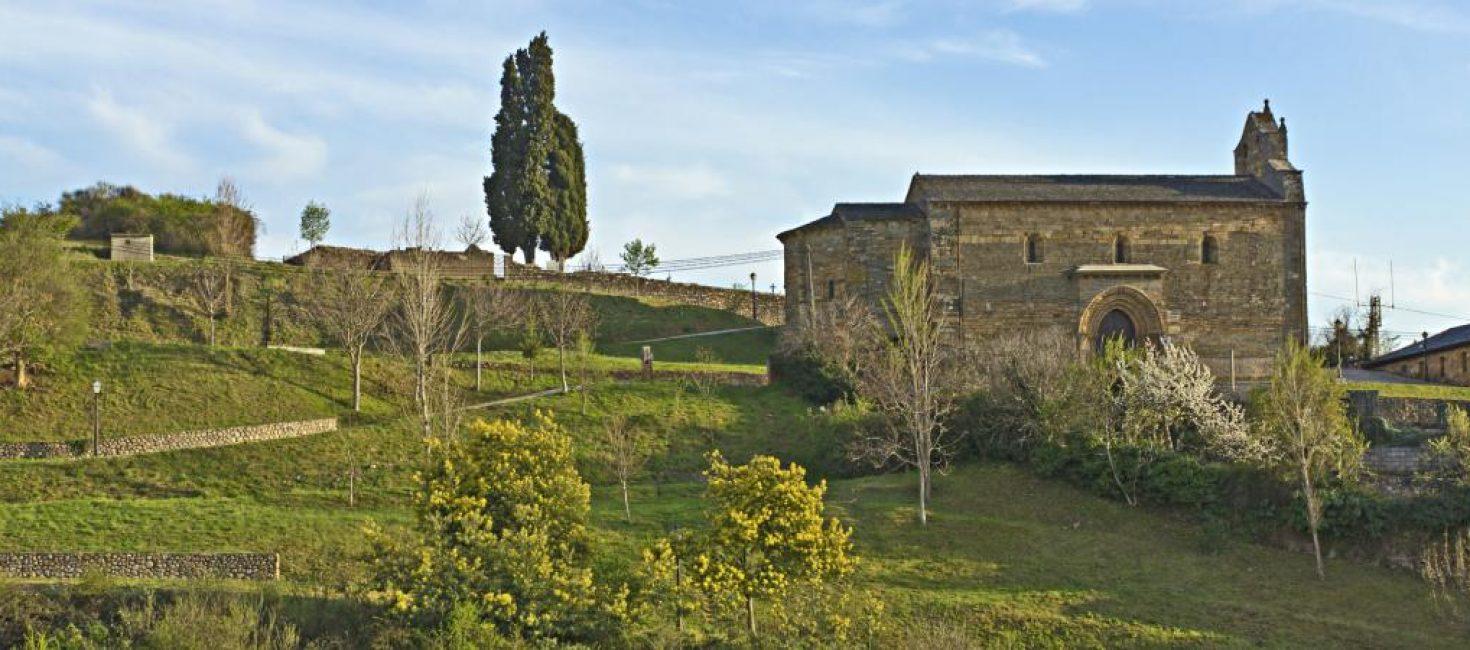 La Puerta del Perdón de Villafranca, un final del Camino en el Bierzo