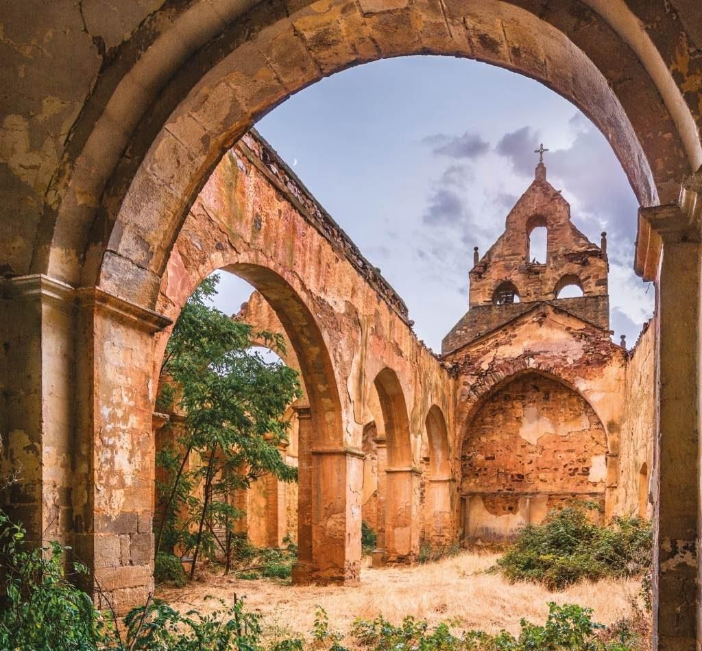 Iglesia Vieja de Santibáñez de Vidriales