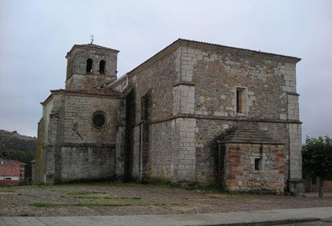 Iglesia de Santa María del Castillo, que hay que ver en Cervera de Pisuerga