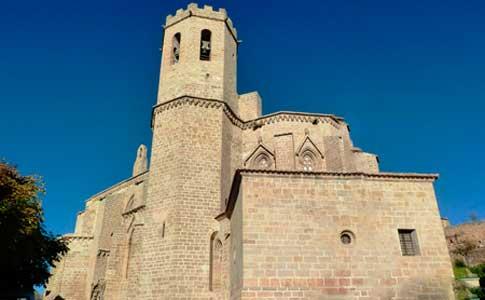 Iglesia de Santa María la Mayor en Valderrobres