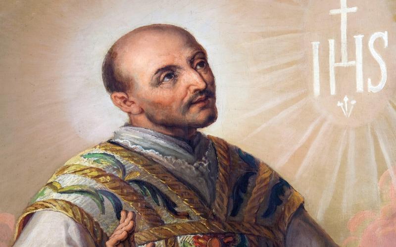 Ignacio de Loyola, fundador de la Compañía de Jesús