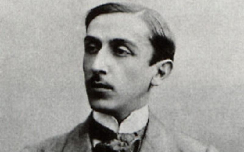 Retrato de Maurice Barrès
