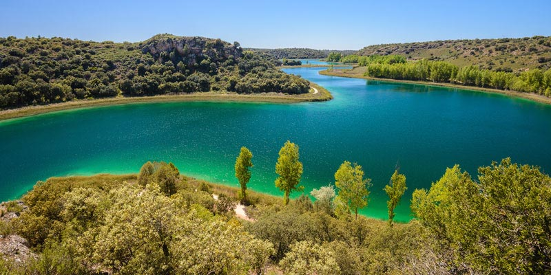 lagunas de Castilla-La Mancha