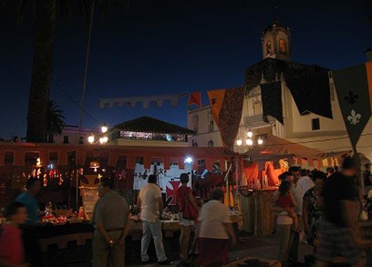 mercado artesania fregenal sierra