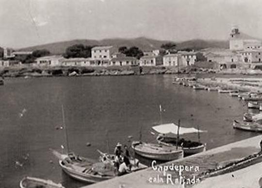 fotografia antigua capdepera